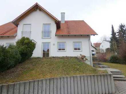 Wolnzach Top-Doppelhaushälfte in bester, ruhiger Lage, Zentrumsnähe