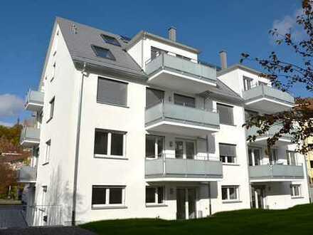 Neubauwohnung mit KfW55-Standard und hochwertiger Ausstattung