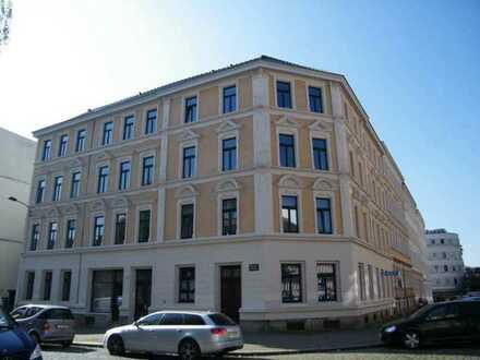 gemütliche 2-Raum Wohnung mit tollem Ausblick in Connewitz