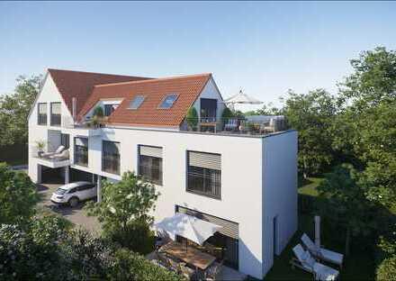 """""""H8 - Zentrum Goldbach"""" Neubau MFH mit 7 Wohneinheiten WE Nr. 05 - 5 Zimmer Maisonette + Terrasse"""