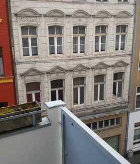 Möblierte Ein-Zimmer Wohnung in Köln zum Wohnen auf Zeit, Altstadt & Neustadt-Süd