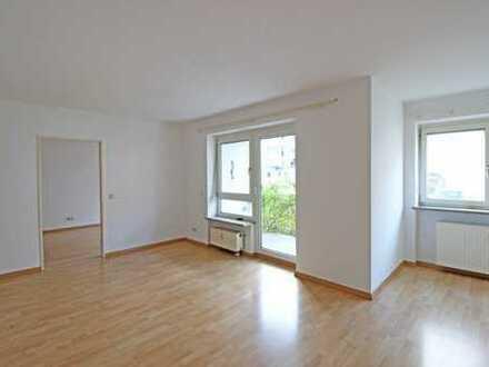 2-Zimmer Single oder Pärchen-Wohnung mit Garten