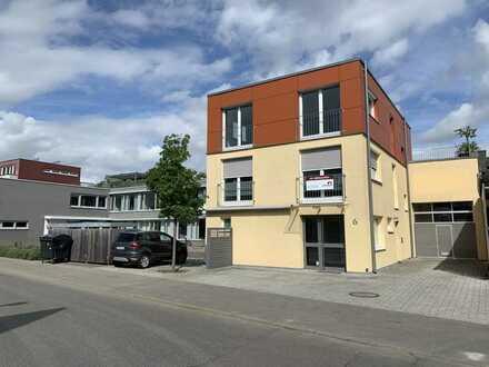 Exklusive, helle Maisonettenwohnung samt Gewerbeeinheit im Mühlenviertel in Tübingen!