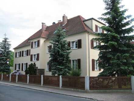 Schöne, sanierte 4-Zimmer-Wohnung in Radebeul-Oberlößnitz