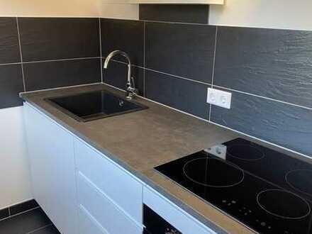 Gemütliche 1-Zimmer-Wohnung mit moderner Einbauküche im Zentrum von Wiesloch
