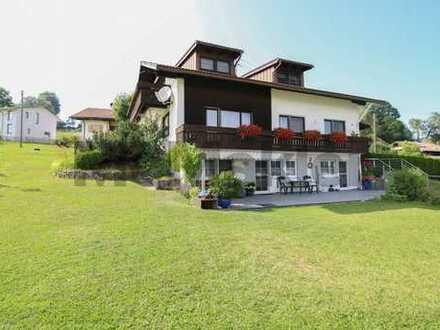 Wohntraum im Allgäu: Großzügiges Mehrfamilienhaus mit Garten und Blick auf die Alpen