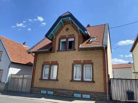 Gemütliches Einfamilienhaus in Worms-Horchheim