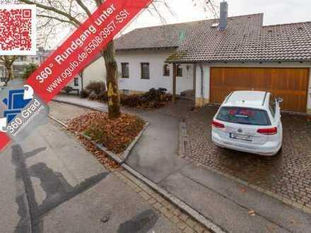 Großzügiges und besonderes Wohnen in Toplage mit Einliegerwohnung und Doppelgarage