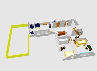 3,5-Zimmerwohnung in Bremerhaven-Leherheide (Ost)
