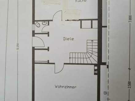 Gepflegtes 5-Zimmer-Reihenendhaus mit EBK in Bremen-Burgdamm an Paar oder Einzelperson
