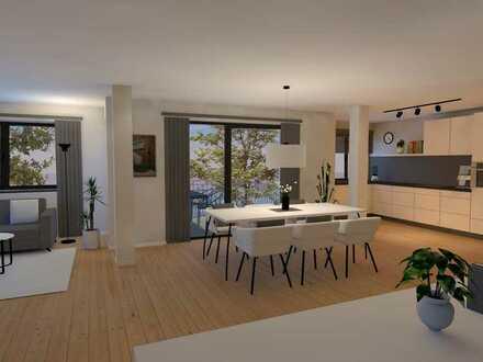 wunderschöne 3-Zimmer Wohnung mit Terrasse