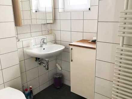 möbl. WG-Zimmer mit eigener Dusche/WC, TV, Wlan, Boxspringbett, Waschmaschine, Trockner, Parkplatz,