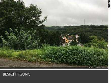sehr großes Baugrundstück in herrlicher Lage in Lambsborn/Pfalz