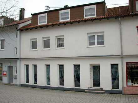 Wohn- und Geschäftsgebäude in zentraler Ortskernlage Schwäbisch Gmünd - Rehnenhof