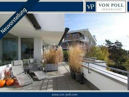 Die perfekte Familienwohnung in Tübinger Höhenlage