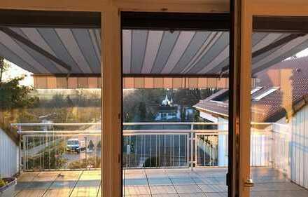 Charmante 4- Zimmer-Dachgeschosswohnung in ruhiger Lage