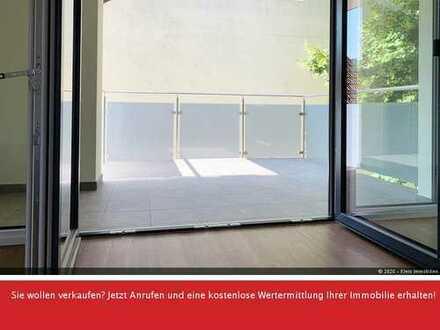 2-Zimmer-Neubauwohnung im Dachgeschoss mit Süd-Ost-Balkon und Fahrstuhl!
