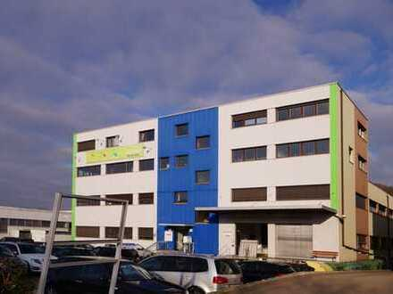 Modern ausgestattete Bürofläche im Gewerbegebiet S.-Weilimdorf. Glasfaseranschluss