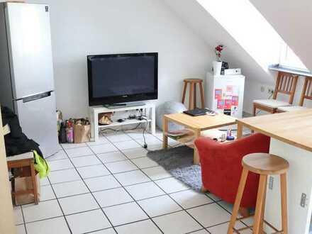 Möbliertes Zimmer in Wohngemeinschaft mit herrlicher Aussicht