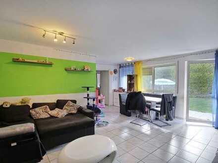 3-Zimmer-Wohnung mit Garten in guter Lage