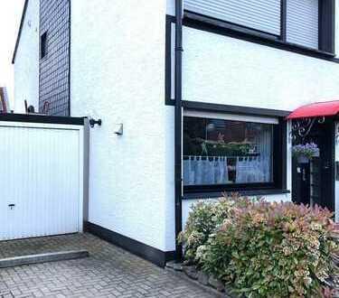 Mit Keller, Garage und augebautem Studio! Doppelhaushälfte in gewachsener Wohnlage von Bergkam