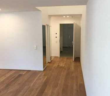 Erstbezug nach Sanierung mit Balkon: wunderschöne 4-Zimmer-Maisonette-Wohnung in Prittriching