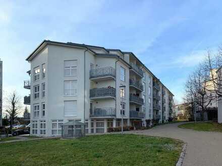 *** Helle 2 Zimmer-Wohnung im Betreuten Wohnen! ***