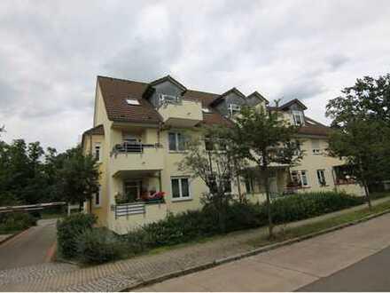 Neuwertige 2-Zimmer-Wohnung mit Balkon und offener Einbauküche in Schöneiche bei Berlin