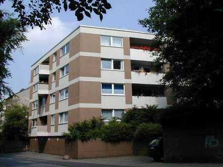 Single-Wohnung in geflegter Wohnanlage in Hagen-Wehringhausen