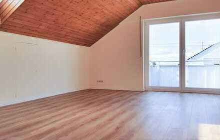 sonnig-ruhig-renoviert-einzugsbereit - hübsche DG-Wohnung in Biberach-Rissegg – OHNE MAKLERGEBÜHR