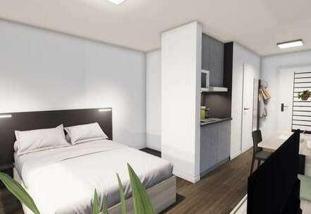Möbliertes Apartment (Standard, Typ A) mit bis zu 18.000 € Tilgungszuschuss
