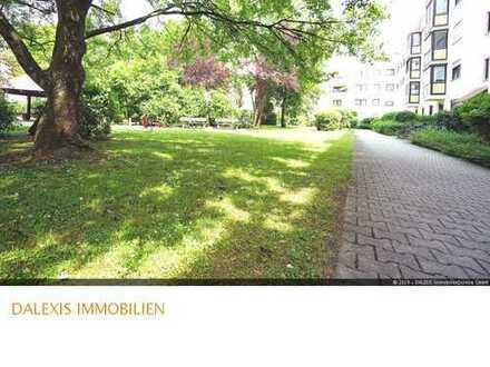 Neubiberg: Freies Appartement mit eigenem Garten -Eigennutz-