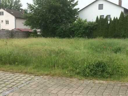 Baugrundstück für EFH oder 2 DHH in Ingolstadt Süd West Haunwöhr Unsernherrn