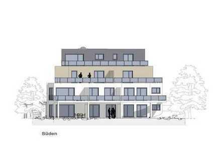 3 Zi.- Dachterrassen-Wohnung-KfW 55