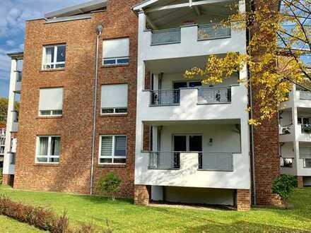 Neuwertige barrierefreie 3-Zimmer Wohnung mit großzügiger Loggia in gepflegter Wohnanlage!