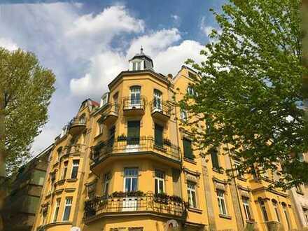 Beeindruckende Stadtwohnung im Jugendstil-Ambiente in Heidelberg-Handschuhsheim
