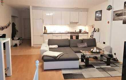 Charmante, helle 1,5 Zi. Wohnung mit moderner EBK in ruhiger Lage von Botnang!