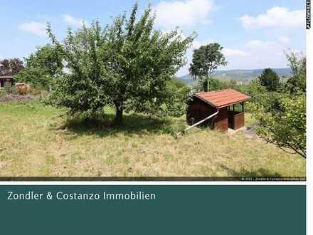 DIE NATUR GENIESSEN! Großer Garten * ca. 1200 qm + kl. Häuschen mit Terrasse + direkt anfahrbar *