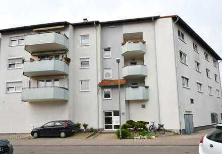 Gemütliche Singlewohnung mit Balkon in ruhiger Wohnlage und guter Infrastruktur