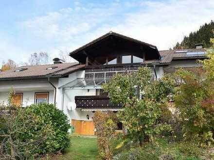 Verwirklichen Sie Ihren Wohntraum: Großzügiges Reihenmittelhaus mit Bergblick in Burgberg