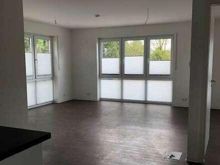 Erstbezug! 2-ZKB-Wohnung mit Balkon zu vermieten!