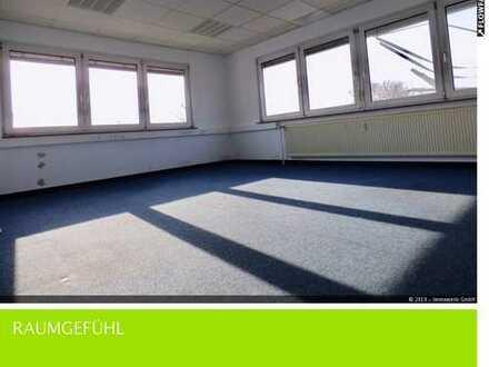 Grundriss variabel - Bürofläche in guter Lage (Ettlingen)