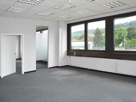 125 m² Bürofläche, Vertriebsbüro am Autobahnanschluss A7, B29