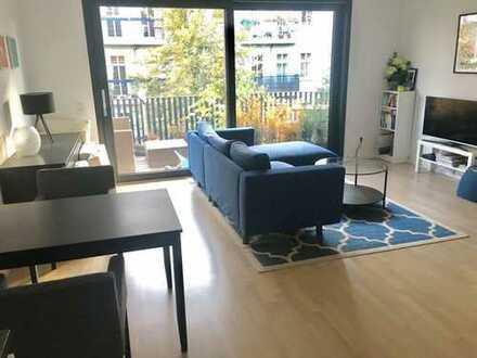 Stylish, fully furnished in Friedrichshain - Stylisches, voll möbliertes 2-Zimmer-Apartment