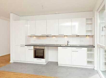 Exklusive, geräumige 2-Zimmer-Wohnung mit großem Balkon und Einbauküche, Hamburg