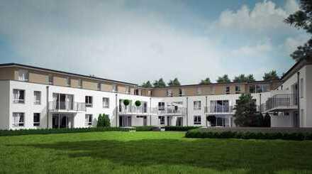 NEUBAU - Wohnung mit großer Terrasse, seniorengerecht! (W. 1.02)