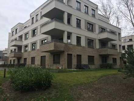 Attraktive 2-Zimmer-Wohnung mit Balkon in Top-Lage! Erstbezug!