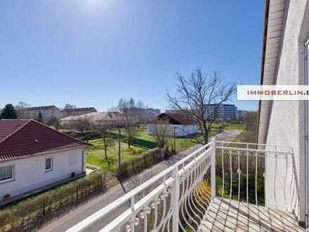 IMMOBERLIN: Top-Investment - Sympathisch positionierte & ausgestattete Wohnung mit Südbalkon