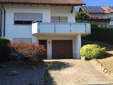 Schöne, neu renovierte 136qm DHH in Grunholz zu vermieten
