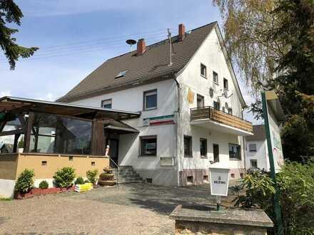 Gaststätte mit Terrasse inkl. Betreiberwohnungen sucht Pächter